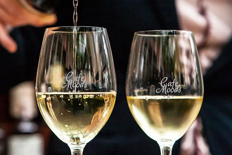 Uitgebreid assortiment wijnglazen