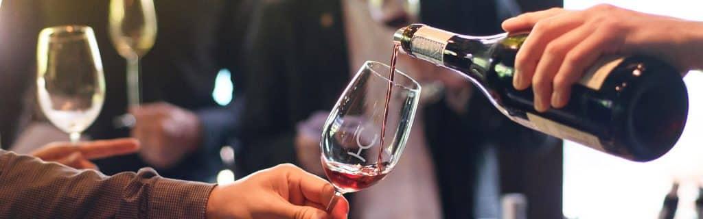 Wijnglazen bedrukken